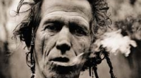 ANTON CORBIJN, Keith Richards, Connecticut  1999
