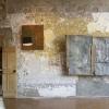 Allestimento al 2°piano di Palazzo Fortuny