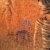 Sandy Skoglund (Quincy, 1946) Body Limits 1992 stampa a colori su carta cibachrome applicata su alluminio, 93 x 73,5 cm   Mart, Museo di arte moderna e contemporanea di Trento e Rovereto Collezione M. Trevisan