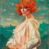 Augustus Edwin John paintings The Divine Marchesa Art and life of Luisa Casati from the Belle Époque to the spree years Venice Palazzo Fortuny October 4 , March 8, 2014