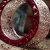 Islam, 2008 bracciale, argento e pittura ad olio / bracelet, silver and oil painting cm 18 x 12 x 7 Courtesy dell'artista / Courtesy of the artist Foto Jean–Pierre Gabriel