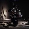 GIORGIO VIGNA  Fuochi Astrali, 2010 vetro soffiato e rame / blown glass and copper  Courtesy dell'artista / Courtesy of the artist  Foto Jean-Pierre Gabriel