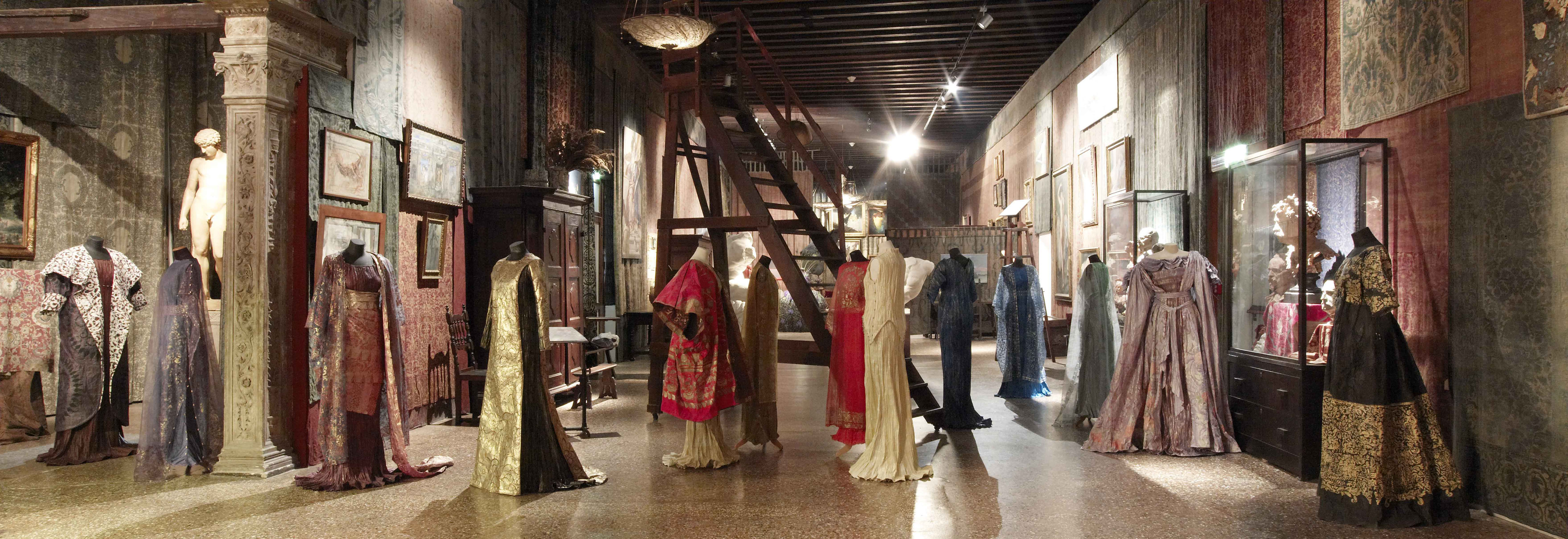 The Exhibition Palazzo Fortuny